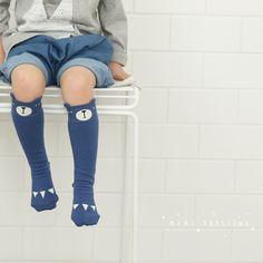 Bear Socks | Darling Clementine