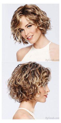 Short Curly Hair Black, Short Curly Haircuts, Curly Hair Cuts, Wavy Hair, Short Hair Cuts, Curly Hair Styles, Peinados Pin Up, Fluffy Hair, Great Hair