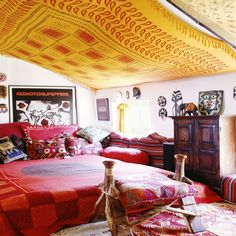 12 Bedrooms with Amazing Boho Style