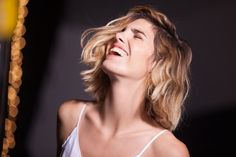 Delfina Blaquier para VITAMINA - Backstage