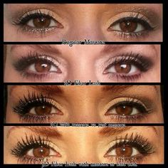 LOVE ALPHA 3D Mascara Gel  Fiber Set NO CASE Lash Extension  Makeup Lashes Black #LOVEALPHA