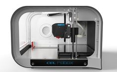 Five high quality 3D printers announced at the CES 2014