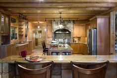 Northwoods Lodge - 08909 - Katahdin Cedar Log Homes