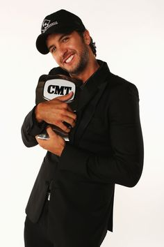 that awkward moment when you wish you were a CMT trophy...