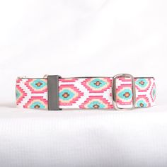 Laser Engraved Personalized Dog Collar, Adjustable,Side Release Buckle,1 Inch Wide, in Fabric 48 - Free Worldwide Shipping on Etsy, $11.50