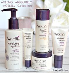 Aveeno Absolutely Ageless Collection