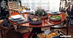 """Family Lunch - """"Le Tavole"""" by Sambonet Table Settings, Lunch, Dining, Cooking, Inspiration, Ideas, Kitchen, Biblical Inspiration, Food"""