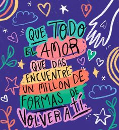 Positive Phrases, Positive Vibes, Positive Quotes, Yoga Quotes, Motivational Quotes, True Quotes, Best Quotes, Frases Love, Spanish Inspirational Quotes