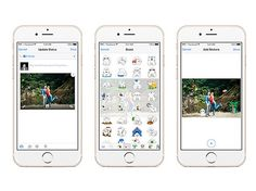 Facebook Apps Now Let You Add Stickers to Photos