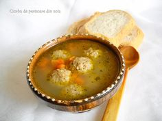 Romanian Food, Cheeseburger Chowder, Camembert Cheese, Recipies, Good Food, Soup, Recipes, Soups, Healthy Food