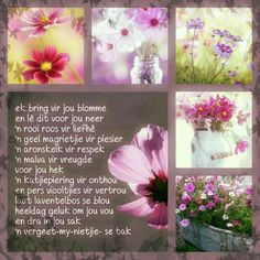 Afrikaans Strong Quotes, Faith Quotes, Wisdom Quotes, Bible Quotes, Happy Birthday Images, Birthday Messages, Beautiful Collage, Beautiful Words, Happy Thoughts