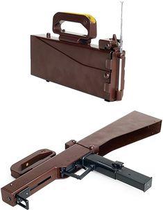 Складной пистолет-пулемет UC9-M21