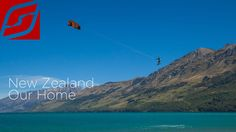 Marc Jacobs Kiteboarding | New Zealand Our Home
