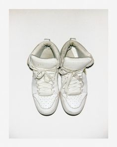 Nike Air Max 90s white on white