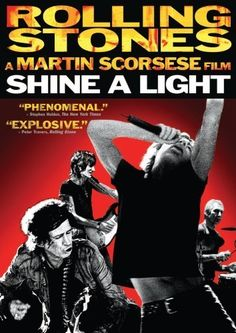 Shine a Light (2008) BEST trailer of all times! Martin Scorsese My dream is to create a piece like this one day, to be part of history for my uniqueness and to have this played at my funeral Love the energy behind it all