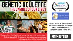 SEEDS OF DECEPTION - Genetic Roulette - The Gamble of Our Lives - Spring 2013 Trailer!. Never-Before-Seen-Evidence points to genetically engineered foods as a ma...