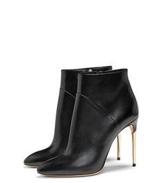 These Sebastian ankle boots will become a staple in your closet.