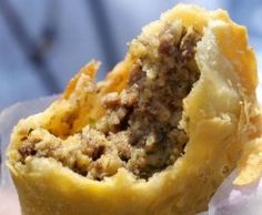 Natchitoches Meat Pies...Yum