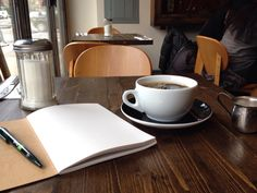 Journal - There is nothing quite as promising as a brand new, blank notebook. Finishing one notebook and starting another feels quite symbolic, no? Take time out so spend a day writing in your favorite spot. It will be therapeutic, to say the least.