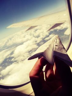 I love this! Here are some wonderful tips to take photographs from airplane windows.