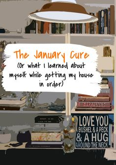 Bethany's January Cure: My Fifth Week January Cure Diaries