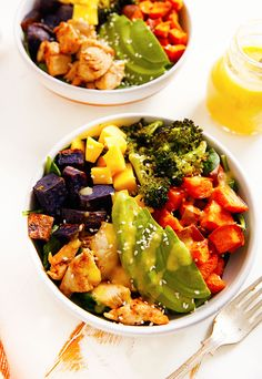 9 Nourishing and Satisfying Buddha Bowl Recipes