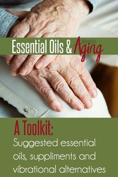 Essential Oils and Dementia