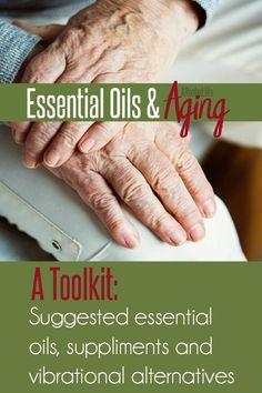 Essential Oils and Dementia