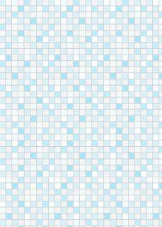 Morandi Sisters Microworld: Printable Wallpapers - Mosaic Tiles Pattern - Carte da parati Stampable