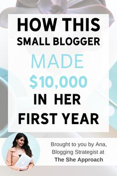 If you want to know EXACTLY what made me $10,000 in my first Year of Blogging - check this out! I share my Blogging Income Report Statistics - Exactly How much I made from Ads, Blog Coaching Services, Affiliate Marketing and more! If you want to Start a Blog today, this might help you decide! #blogging #incomereport #blogincomereport #bloggingincomereport #bloggingmoney  #makemoneyblogging #makemoneywithablog #blogthatmakesmoney #moneymakingblog
