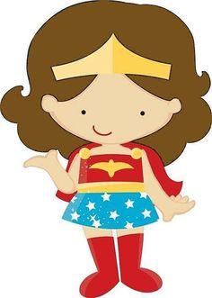 superheroes-kids-clipart-008.jpg (513×720)