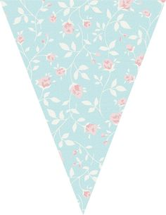 Just Peachy Designs: Free Bunting Printable