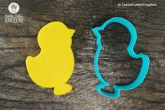Chick or Chicken Cookie Cutter