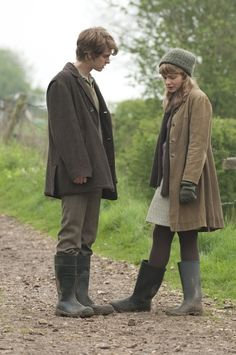 english countryside chic from 'never let me go' by tonya