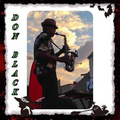 October 19, 21, 28, 31, & November 1. I will be playing at Downtown Disney, 7 until  11. www.donblacksax.com. #Orlando #Florida #nightlife #sax