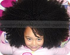 Hair Care Regimen for Biracial Little Girl For You Trish. I know you would have liked this when your girls where little! Although I am sure you would have had a blog for this as well.