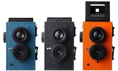 Lomo Retro Camera takes vintage pictures and looks vintage itself!