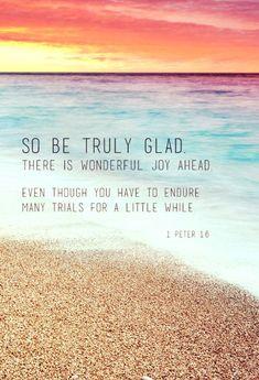 E mesmo diante das dificuldades devemos nos alegrar porque sabemos da nossa salvação! #thanksGod