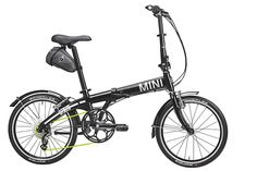 Mini Folding Bike - the latest set of wheels that's been added to my garage.