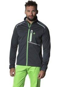 Cross Sportswear M Softshell jacket charcoal