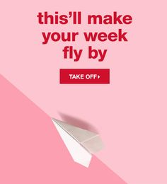 TJ Maxx : Fly through the week with this! Sales Template, Email Templates, Banner Template, Email Marketing Design, Digital Marketing, Mailer Design, Ads Creative, Newsletter Design, Email Campaign