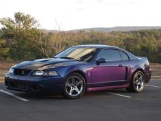My Dream Car! 2004 Mystichrome Cobra :)