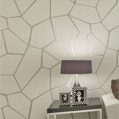 Tanie: 3D Geometrii Tapety Nowoczesne Proste włóknina Flokowanie Tłoczone Tapety Na Ścianach Salon Sypialnia Pokrywającym Ściany Tapety, kup wysokiej jakości Wallpapers bezpośrednio od dostawców z Chin: 3D Geometrii Tapety Nowoczesne Proste włóknina Flokowanie Tłoczone Tapety Na Ścianach Salon Sypialnia Pokrywającym Ściany Tapety