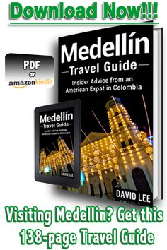 Medellin Living is a comprehensive city guide to Medellin, Colombia.