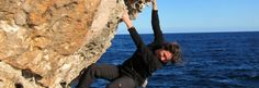 Have you ever tried climbing? Mallorca is a great place to start!