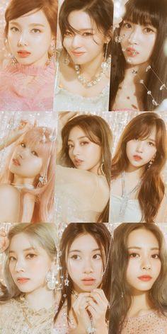 Nayeon, Kpop Girl Groups, Korean Girl Groups, Kpop Girls, Twice Jyp, Tzuyu Twice, The Band, Shy Shy Shy, Twice Photoshoot