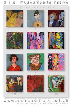 Challenge No.236 Challenges, Frame, Artist, Decor, Picture Frame, Decoration, Artists, Decorating, Frames