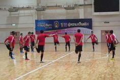 La Selección Mexicana de Fútsal entrenó hoy a doble sesión | Selección Mexicana de Fútbol - Mi Selección
