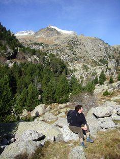 Plan de Riumalo, with Pico Besiberri Nord (3015 mtrs.) in the background. PN Aiguestortes y Estany St. Maurici, España. #Aiguestortes #hiking #bergwandelen