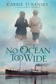 First Line Friday: No Ocean Too Wide – Joy of Reading